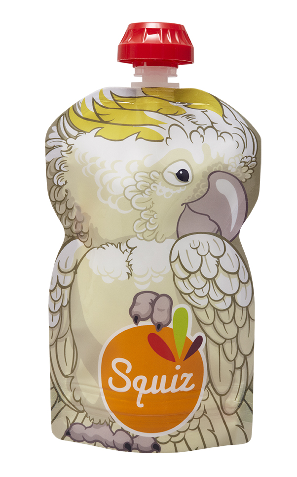 "1 - SQUIZ00024 - 1 SQUIZ CACATOES ""australia"" 130 ml NOUVEAU"