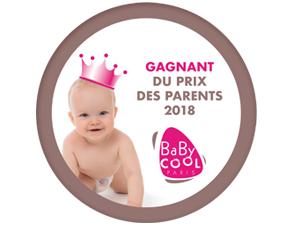 prix des parents babycool 2018